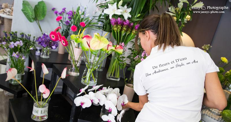 photographe entreprise corporate toulouse tarn gaillac montauban reportage fleuriste
